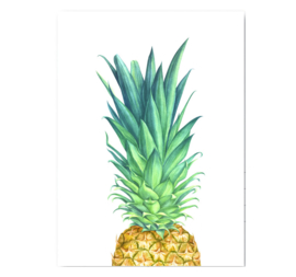 Pand label A5 kaart - Ananas