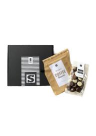 chocolade kruidnoten & koffie in geschenkdoos - Sint 5 december