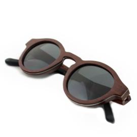 Houten zonnebril (gepolariseerd) - La Cocha