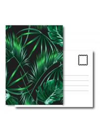 Pand label A6 kaart - Jungle