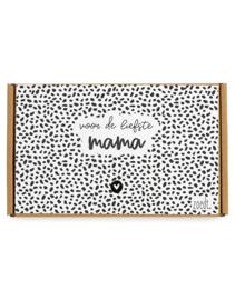 Moederdag cadeau pakket - 'Voor de allerliefste mama'