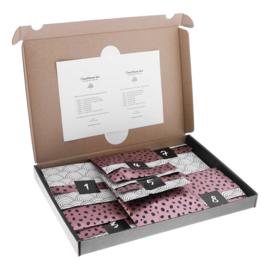 Advent giftbox met sieraden