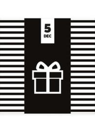 Chocolade in cadeauverpakking - Sint 5 december