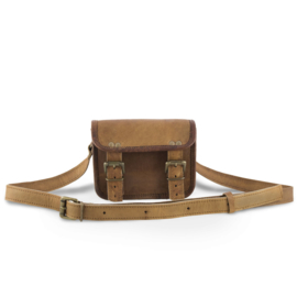Leren schoudertasje - Nala