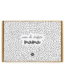 Moederdag cadeau pakket - 'Voor de liefste mama'