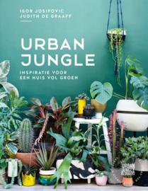 Botanisch boek - Urban Jungle