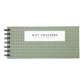 Gift vouchers - [EN] family and friends