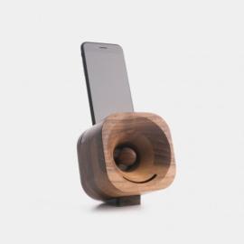 Trobla walnut - akoestische speaker walnoothout
