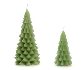Kerstboom kaars thijm - Rustik lys