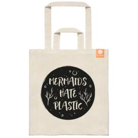 Goodbag shopper - mermaids hate plastic