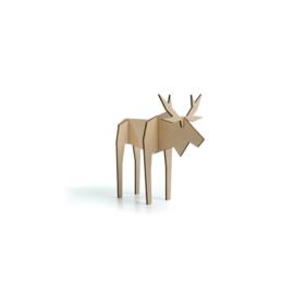 noRdic houten eland - SMALL