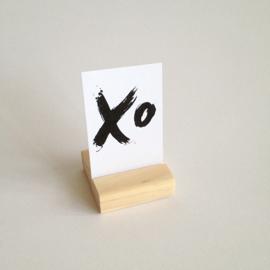 kaarthouder XS