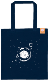 Goodbag shopper - Blowfish - blauw