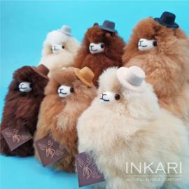 Hoedje voor je Inkari alpaca