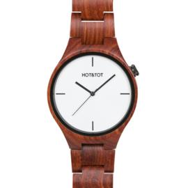 houten horloge van sandelhout - Sfinx Hot&Tot