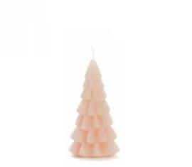 Kerstboom kaars klein - blossem