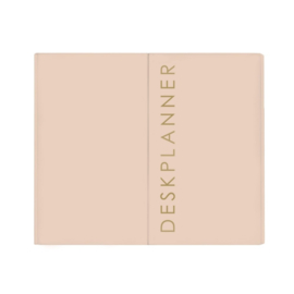 Deskplanner - pink