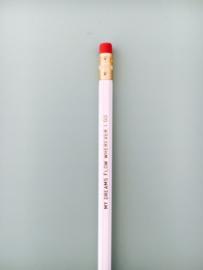 Potloden met leuke tekst - Gewoon Jip.