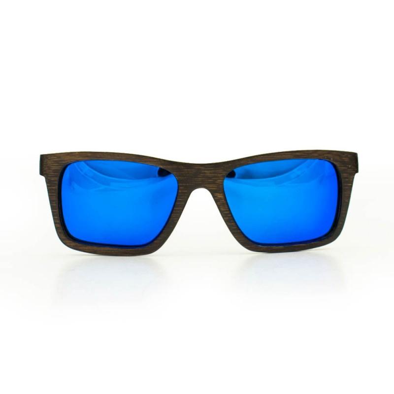 Houten zonnebril (gepolariseerd) -  Queensland