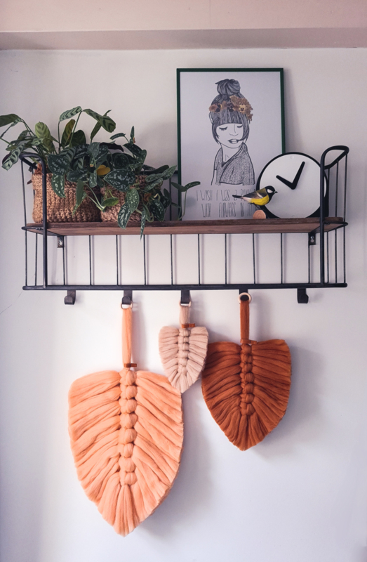 Deco-veer van Merino wol