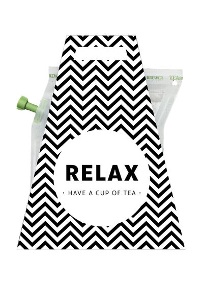 Thee in cadeauverpakking - RELAX have a cup of tea