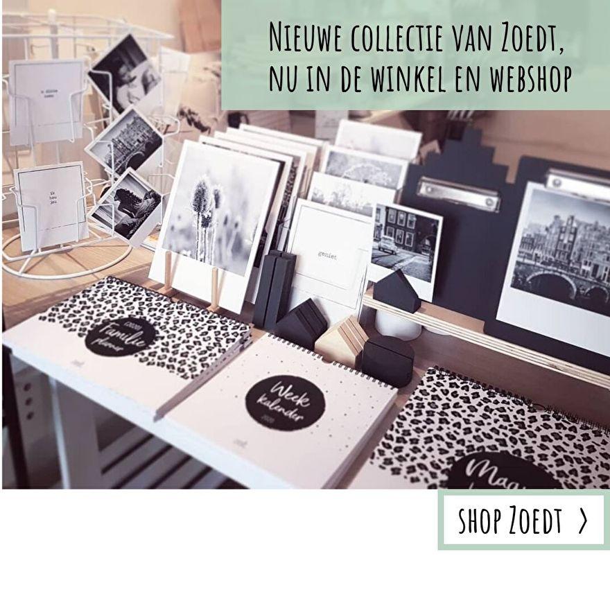 nieuwe colectie van Zoedt nu bij SIL in Zutphen en in de webshop