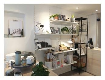interieur, cadeau, en lifestyle winkel in Zutphen