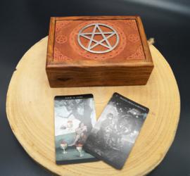 Tarotbox pentagram