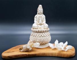 wierookhouder Guanyin (godin van genade en troost)