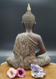 zittende Buddha Dhyana mudra 29 cm