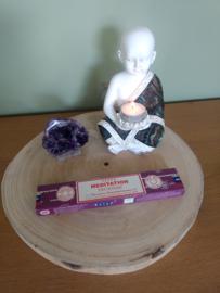 Doosje wierookstokjes Satya Meditation