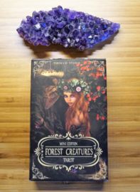 Forest Creatures tarot Mini Edition