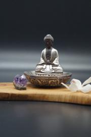wierookhouder boeddha zittend