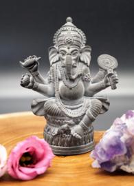 Ganesha grey 13 cm