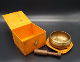 Five Buddha  tibetaanse klankschaal