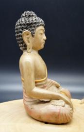 Zittende Boeddha 23 cm