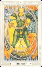 de Aleister Crowley Thoth tarot