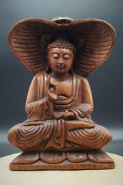 Naga Boeddha 31 cm