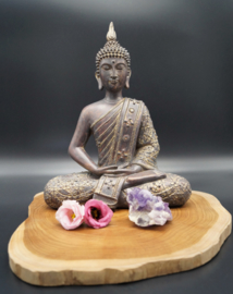 Sitting Buddha with Dhyana mudra 29 cm