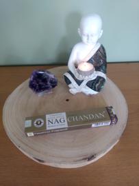 Doosje wierookstokjes Golden Nag Chandan