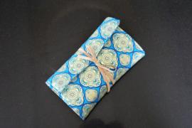 Tarot wrap bag handmade