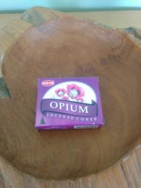 wierookkegeltjes HEM Opium