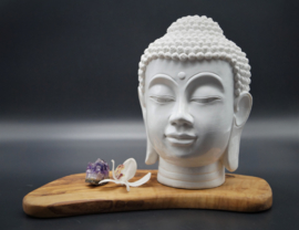 White Buddhahead 20 cm
