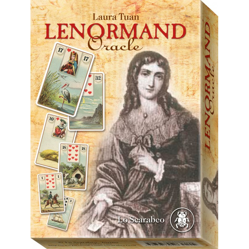 Lenormand  cards door Laura Tuan