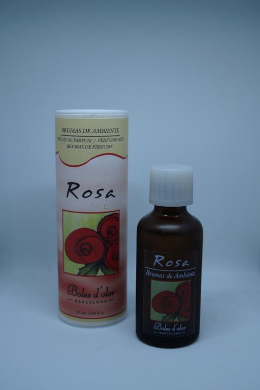 "Fragrance oil Brumas de ambiente ""rose"" 50 ml"