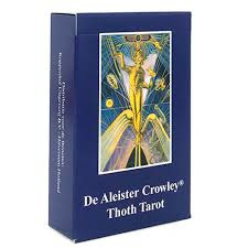 de Aleister Crowley Thoth tarot