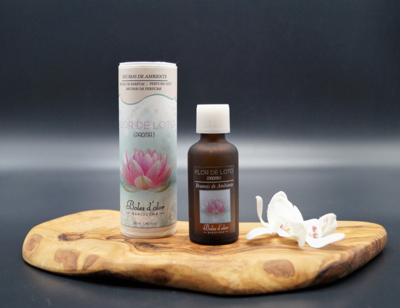 """Fragrance oil Brumas de ambiente """"lotus"""" 50 ml"""