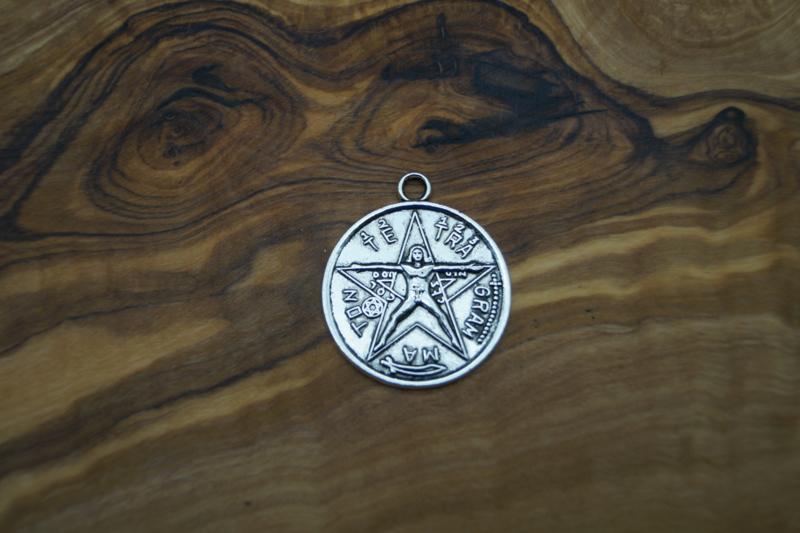 Seal of Solomon - tetragrammaton
