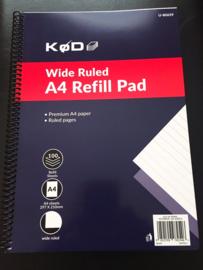 SvenPad KøD 8.5x11 A4 Size