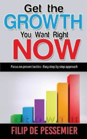 Get the growth you want right now - Filip De Pessemier